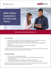 NEW Softline Applications for Microsoft Teams