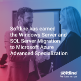 Softline has earned the Windows Server and SQL Server Migration to Microsoft Azure Advanced Specialization